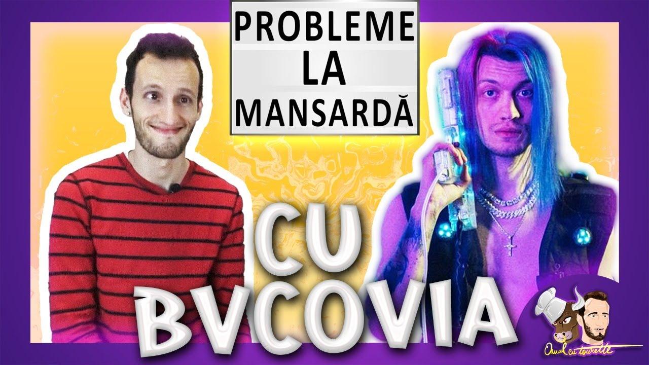 🔞PROBLEME LA MANSARDA #18  | OMUL CU TOURETTE | BVCOVIA | SINDROMUL TOURETTE