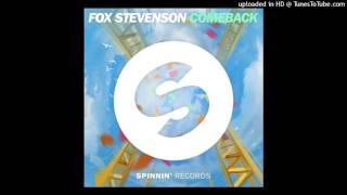 Fox Stevenson - Comeback (Original Mix)