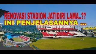 Mengapa Renovasi Stadion Jatidiri Lebih lambat dibandingkan Stadion Manahan Solo