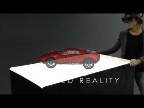 Italdesign Virtual Reality