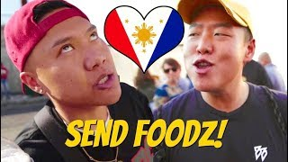 THE LAST SEND FOODZ - Filipino Love