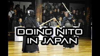 [KENDO RANT] - Doing Nito in Japan? Dragonflies?