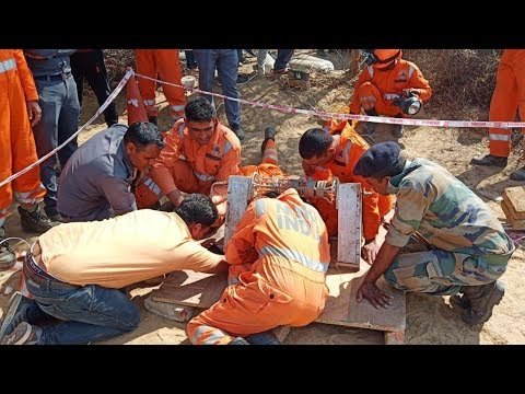 Punjab: Two-year-old boy falls into borewell, rescue operations on