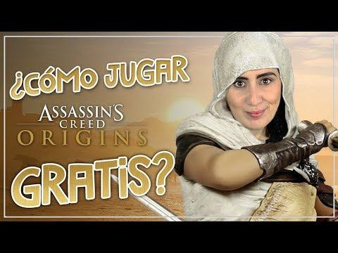 Cómo jugar Assassin's Creed Origins GRATIS - Ubi Contesta 129