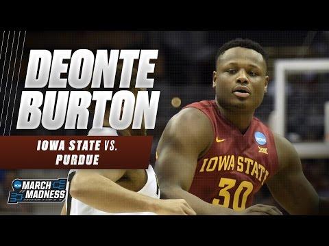 Deonte Burton