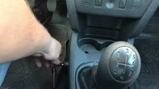 Рено Логан замок кпп (механической коробки передач). Мультилок Фортус - доп. защита от угона авто