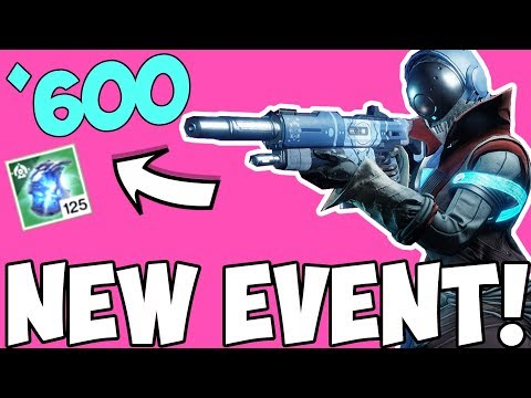 Destiny 2 Forsaken | Festival of Lost! Today We Hit 600 Power! Discussing New Quest & Thunderlord?? thumbnail