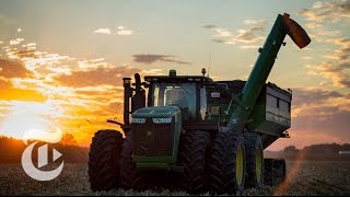 Bushels and Bytes: The Data-Driven Farm | The New York Times