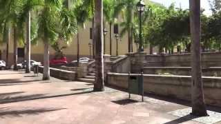 Old San Juan, Puerto Rico - Park de Beneficencia HD (2013)