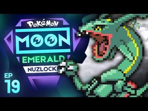 TRACKING DOWN RAYQUAZA! | Pokemon Moon Emerald Nuzlocke W/ JayYTGamer: Episode #19