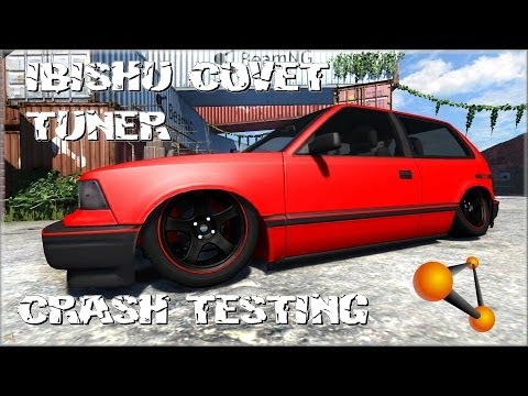beamng drive ibishu covet mri 4 rally and racing skins crash testing 45. Black Bedroom Furniture Sets. Home Design Ideas