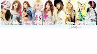 Girls' Generation - Look At Me
