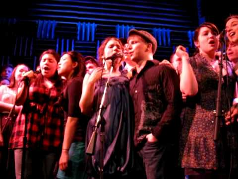 The Song of Purple Summer - Spring Awakening Cast with Lilli Cooper, Phoebe Strole, Hunter Parrish