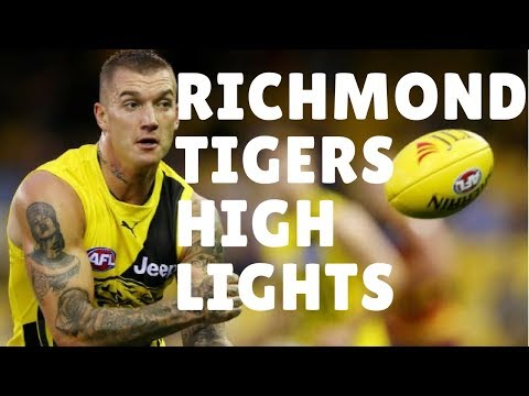 2017 Richmond Tigers Highlights (Edit)