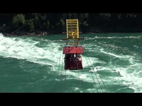Niagara Falls - Whirlpool Aero Car (HD)