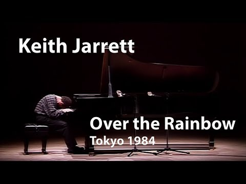 Keith Jarrett - Over the Rainbow (Tokyo 1984) [Restored]