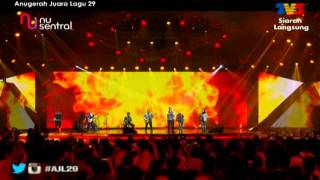 Download lagu Romancinta Live AJL 2015 HD