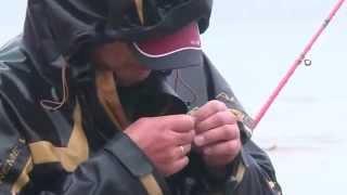 Рыбалка ловля окуня на Каролину 2014 HD
