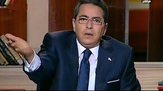 """شاهد.. محمود سعد: """"مش عايز أطلع تاني في التليفزيون"""""""
