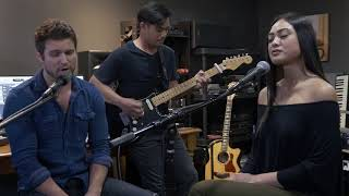 Jeserey Sanchez feat Ryan Gallagher - Perfect (Cover) Ed Sheeran and Andrea Bocelli