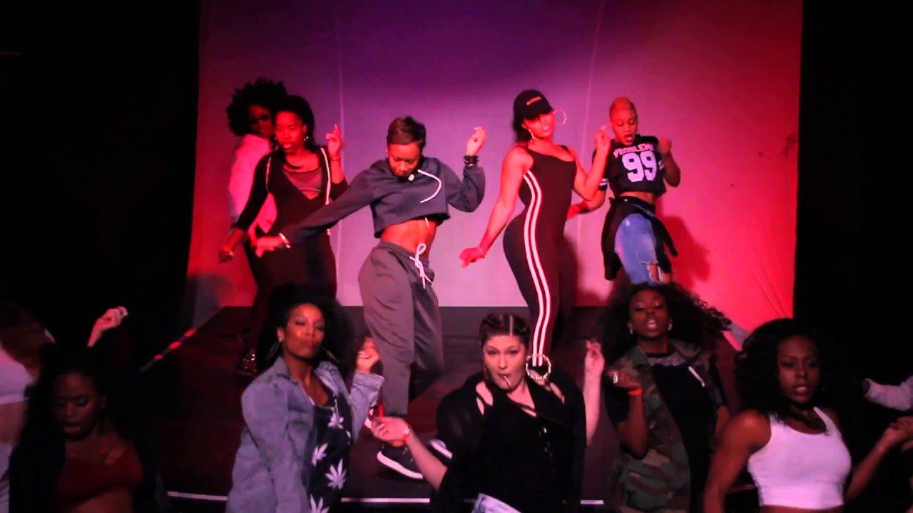Cardi B Nothing On: Cardi B Foreva (Live) Choreography By- Hollywood
