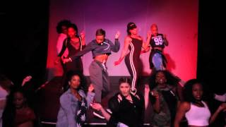 Cardi B Foreva Live Choreography By- Hollywood