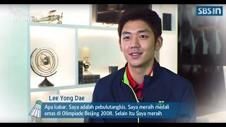 [Lee Yong Dae] Prince of shuttlecock! EP.1