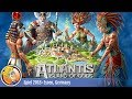 Atlantis: Island of Gods — game overview at SPIEL '18