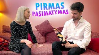 PIRMAS PASIMATYMAS   Safas Sketch Comedy    Laisvės TV X