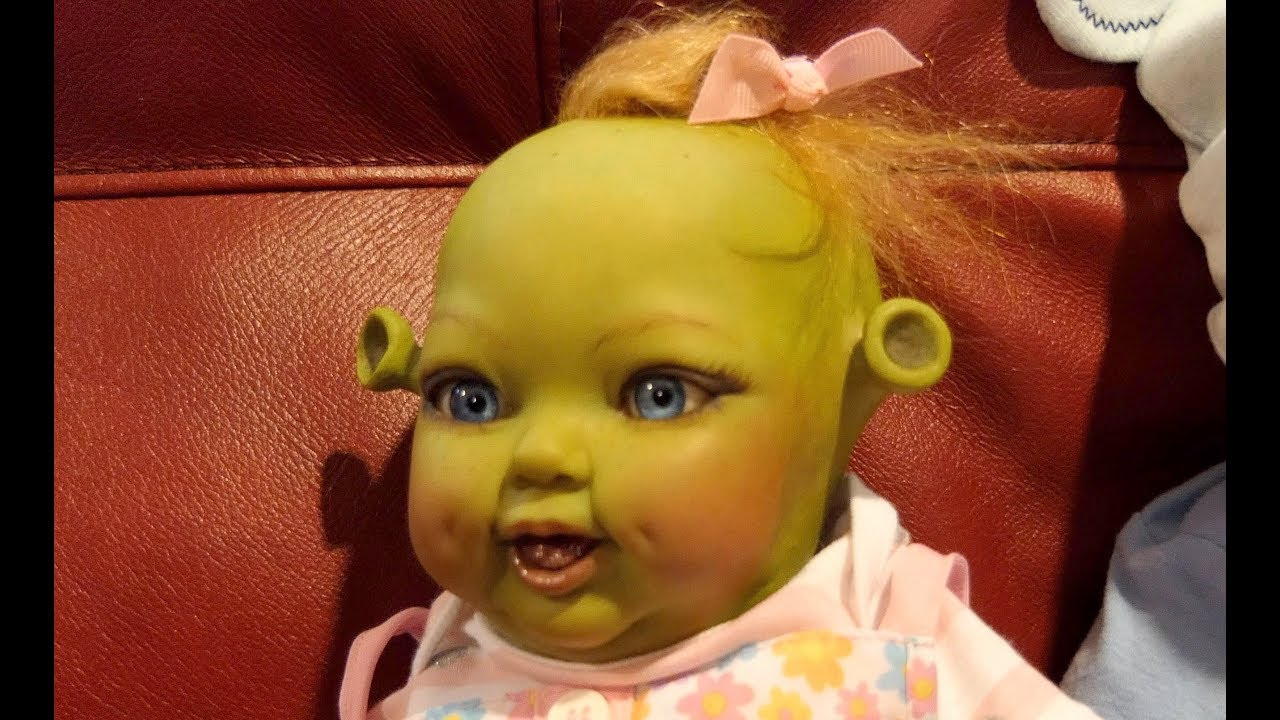 We got an Ogre Baby! - YouTube