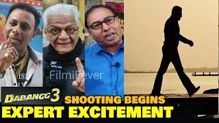 DABANGG 3 Shooting Begins | EXPERT EXCITEMENT | Salman Khan, Kichcha Sudeepa | Releasing in December