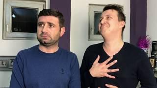 Hari Gromosteanu si Marius Costea - Machidonu vs Ginerele :))