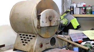 видео муфельная печь