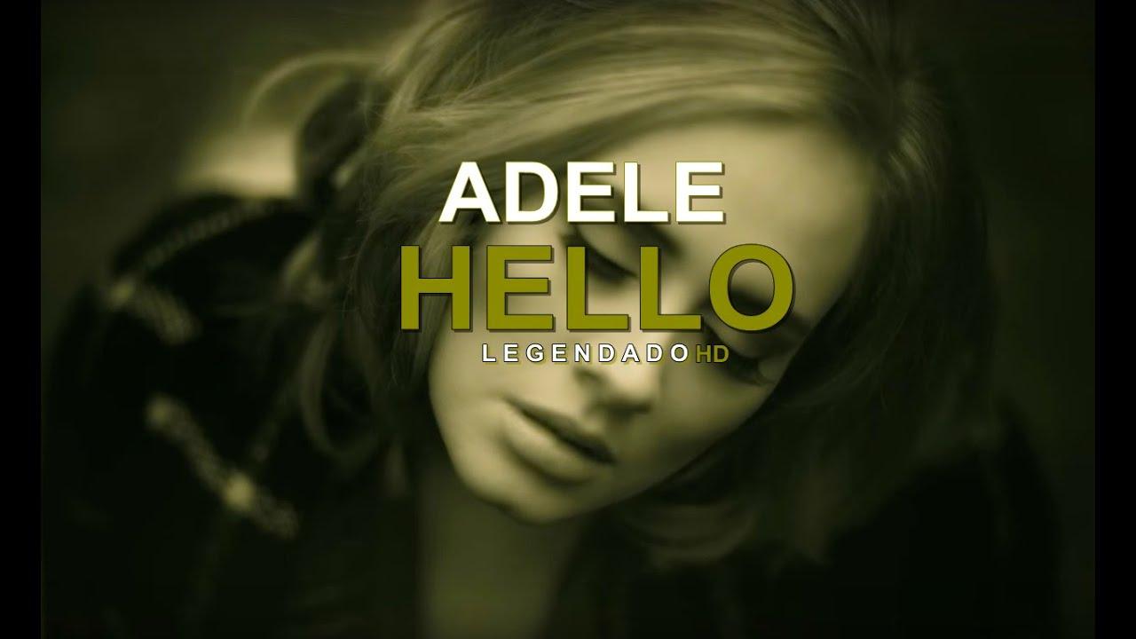 Adele - Hello - Legendado HD - YouTube - photo#45