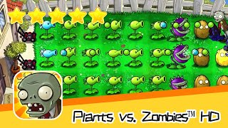 Plants vs  Zombies™ HD Adventure 2 Day Level 10 Walkthrough The zombies are coming! Recommend index