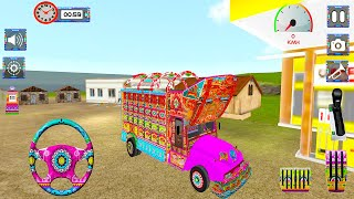 Pak Truck Driver Simulator - New Cargo Truck Driving - Android GamePlay