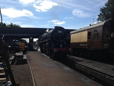 Great Central Railway 50 Years Since The End of BR Steam Gala