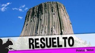 resuelven el misterio de la formación de la calzada del gigante y la torre del diablo