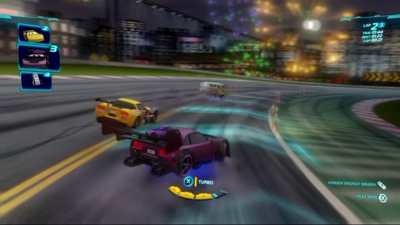 cars 2 the video game dlc race with boost vista run youtube. Black Bedroom Furniture Sets. Home Design Ideas
