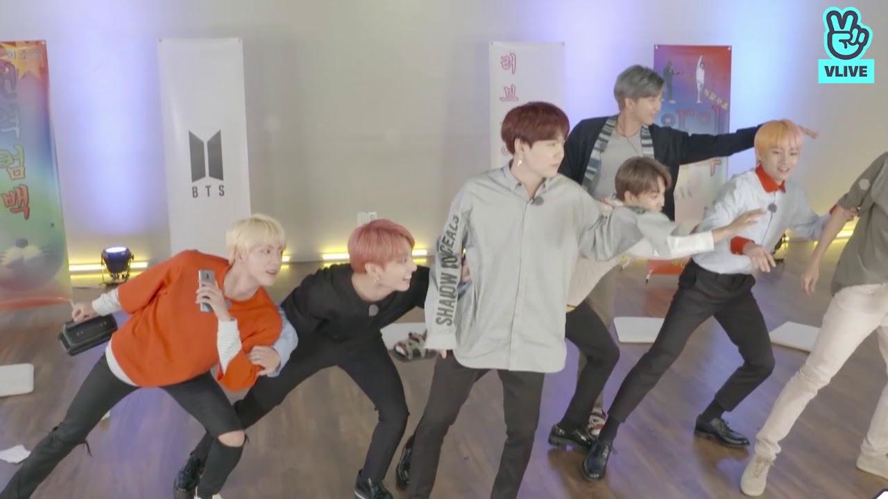 V LIVE BTS's Comeback Special Live Talk! – TW