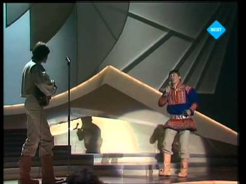 Sámiid ædnan - Norway 1980 - Eurovision songs with live orchestra
