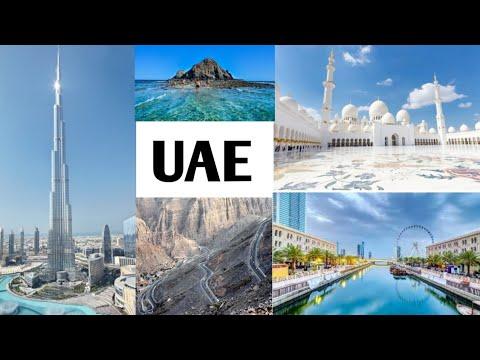 Know about UAE #Dubai #TouristPlaces #BurjKhalifa #Dubaimall #AbuDhabi #Grandmosque #MujeebsMagic
