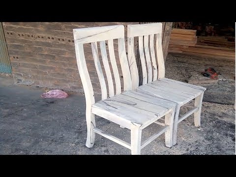 Woodworking, Building A Chair