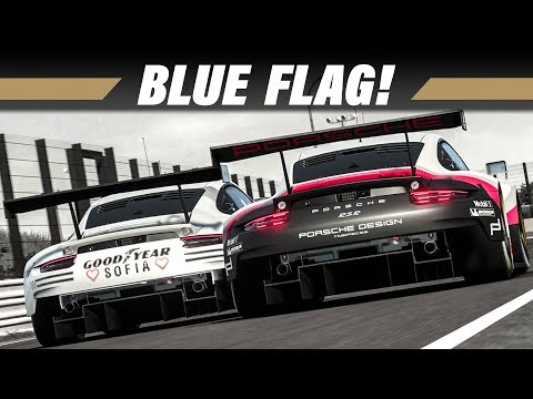 GRAN TURISMO SPORT – BLUE FLAG! 911 RSR in Suzuka | 4K Online Gameplay German