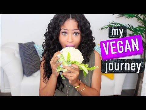 HOW GOING VEGAN HAS CHANGED MY LIFE!