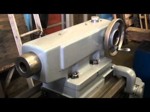 "20 1/2"" x 80"" LODGE & SHIPLEY ""POWERTURN PRESELECTOR"" ENGINE LATHE"