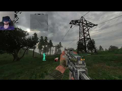 S.T.A.L.K.E.R. в VR - прохождение OLR 2.5