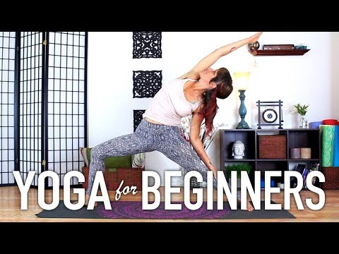 Yoga for Beginners – 30 Minute Full Body at Home Yoga Workout