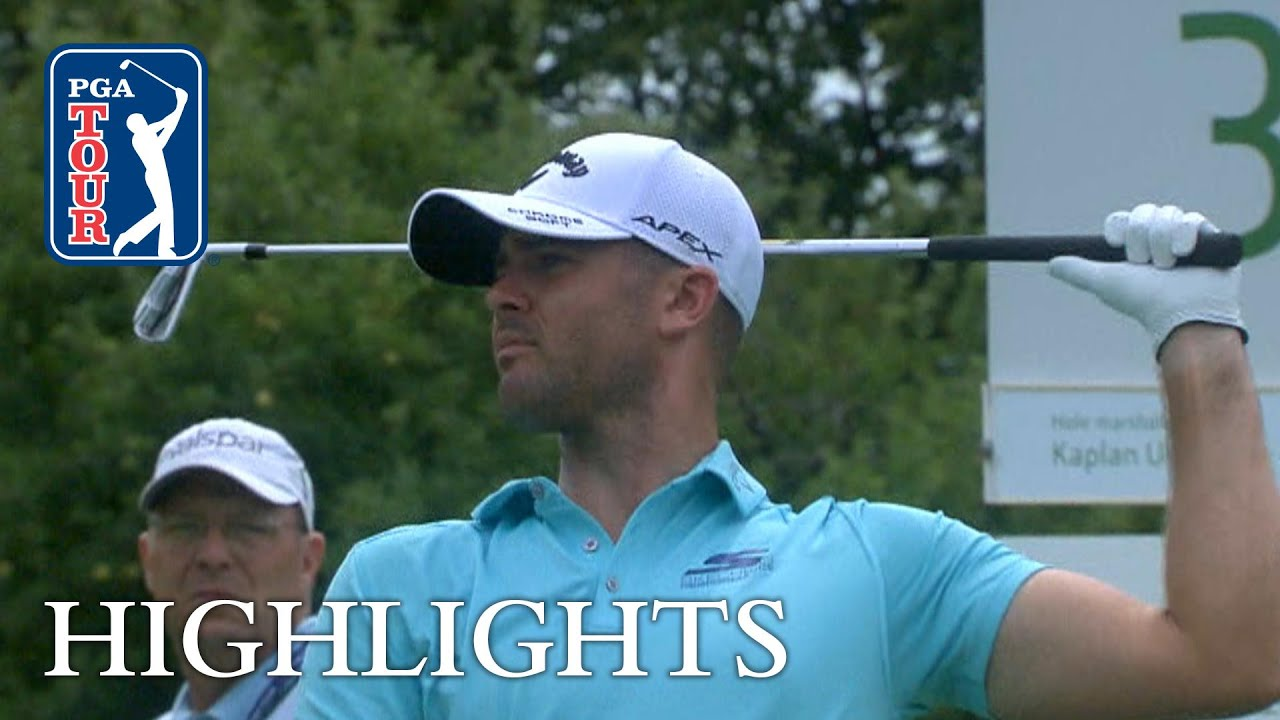 Wesley Bryan extended highlights | Round 1 | John Deere - YouTube
