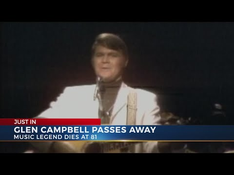 Glen Campbell At Age